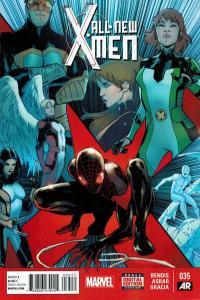 All-New X-Men (2013 series) #35, NM + (Stock photo)