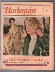 Harlequin 1978-Bern Smith cover originally on Harlequin Paperback book #1895-G/V