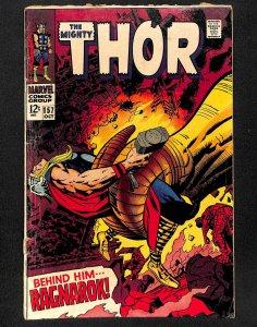 Thor #157 (1968)