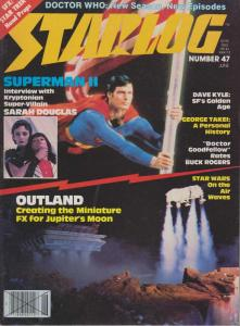 Starlog #47 VF; O'Quinn | save on shipping - details inside