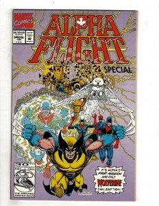 Alpha Flight Special #1 (1992) YY7