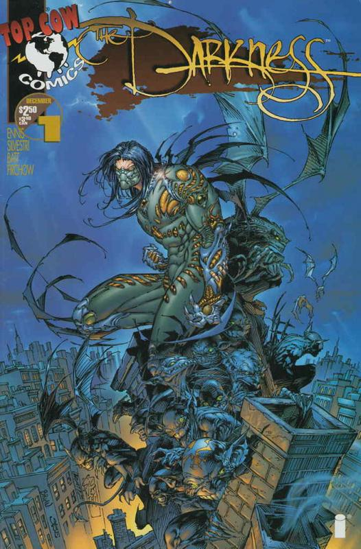Darkness, The #1 VF/NM; Image | save on shipping - details inside