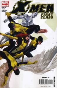 X-Men: First Class #1 VF/NM; Marvel | save on shipping - details inside