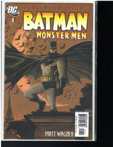 Batman and the Monster Men #1 (DC, 2006)