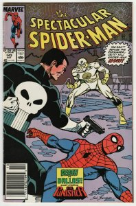 Spectacular Spider-Man #143 (Marvel, 1988) VF/NM