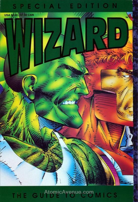 Wizard: The Guide to Comics—Special Edition #1 VF/NM; Wizard Press | save on shi