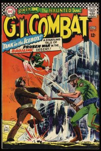 G.I. Combat #117 VF- 7.5 Ramey Collection