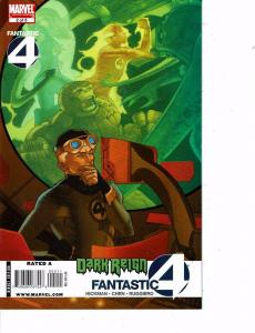 Lot Of 2 Comic Books Marvel Fantastic Four #2 and #1  ON9