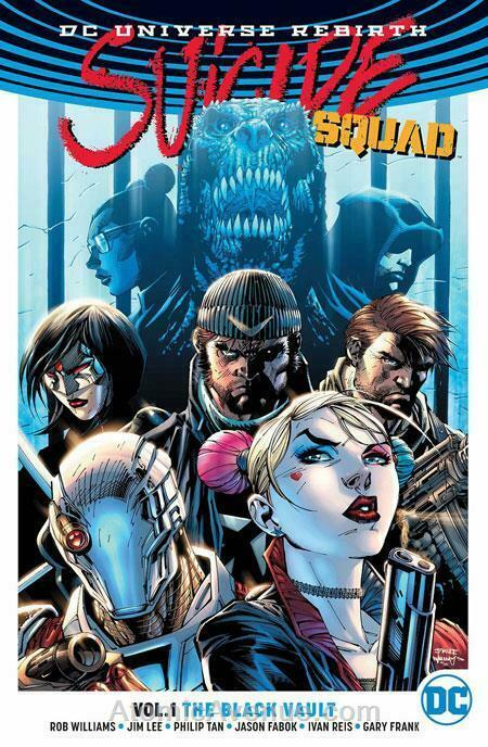 Suicide Squad (4th Series) TPB #1 VF/NM; DC | save on shipping - details inside