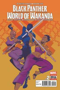 Black Panther: World of Wakanda #2, NM (Stock photo)