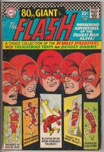 Flash, The #169 (Apr-67) VG+ Affordable-Grade Flash