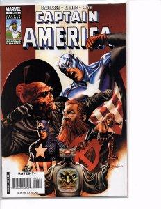 2006 Marvel Comics Captain America #42 & 48  NM Death of Captain America