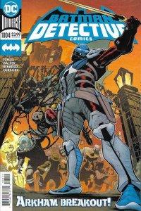 Detective Comics (2016 series) #1004, NM + (Stock photo)
