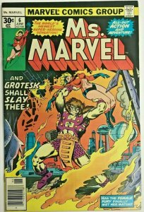 MS. MARVEL#6 VF 1977 MARVEL BRONZE AGE COMICS