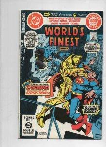 WORLD'S FINEST #274, VF, Batman, Superman, Zatanna, 1941 1981, more in store