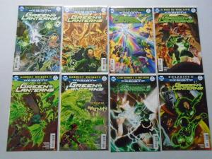 Green Lanterns Lot, From:#12-43, 36 Different 8.0 VF (2017 & 2018)