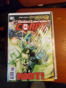 Green Lantern Corps #36 (2009)