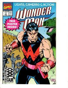 10 Wonder Man Marvel Comic Books # 1 2 3 4 5 6 7 8 9 10 Hulk Thor Avengers CR52
