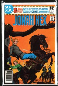Jonah Hex #42 (1980)
