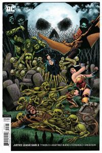Justice League Dark #8 Variant Cvr (DC, 2019) VF/NM