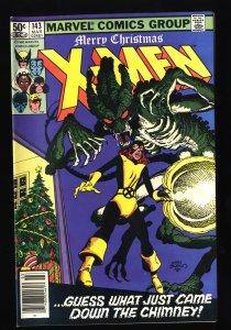 X-Men #143 VF/NM 9.0 Marvel Comics