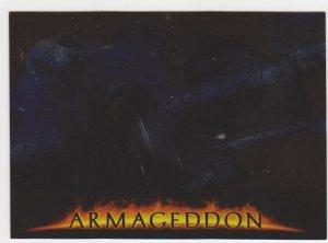 1998 Armageddon Movie Foil Card #11