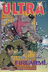 Ultra Monthly #4 VF/NM; Malibu | save on shipping - details inside