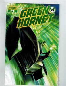 Green Hornet # 2 VF/NM Dynamite Comic Book Kevin Smith Jonathan Lau Series S75