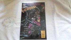 1995 DC COMICS CATWOMAN # 27