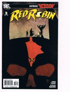 Red Robin # 3 DC Comic Books Hi-Res Scans Modern Age Awesome Issues WOW!!!!!! S3