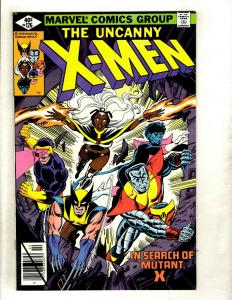 (Uncanny) X-Men # 126 VF- Marvel Comic Book Cyclops Beast Iceman Wolverine GK4