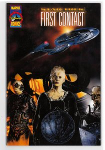 Star Trek First Contact (1996) #1 NM