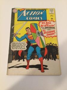 Action Comics 329 4.0 VG Very Good