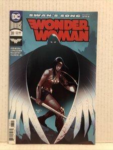 Wonder Woman #38 DC Universe
