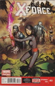 X-Force #3 (2014)
