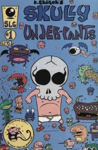 Skully Under-Pants #1 VF/NM; Slave Labor | save on shipping - details inside
