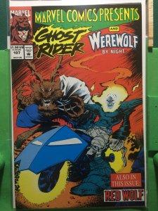 Marvel Comics Presents #107