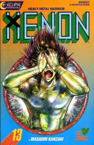 Xenon #13 VF/NM; Eclipse | save on shipping - details inside
