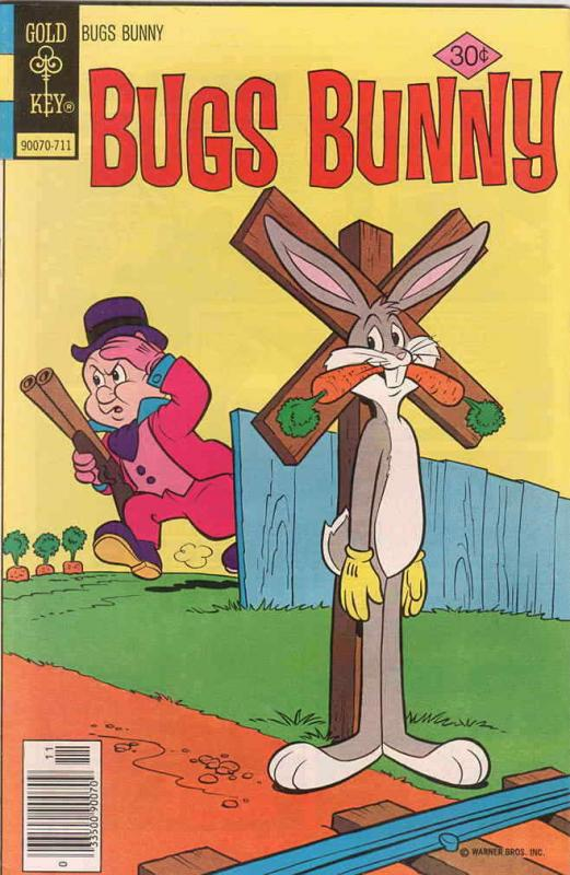 Bugs Bunny (Gold Key) #190 FN; Gold Key | save on shipping - details inside