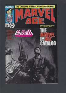 Marvel Age #72 (1989)