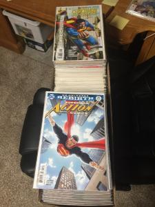 500+ Action Comics Straight Unbroken Run 437-904 90% Nm Near Mint 1-52 957-980