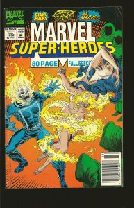 Marvel Comics Super-Heroes Special Vol 2 No 11 October 1992