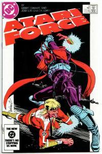 Atari Force #6 (DC, 1984) VF/NM