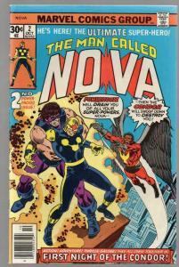 NOVA (1976-1979) 2 VG+ Oct. 1976