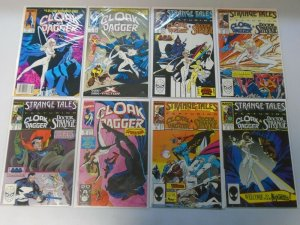 Cloak + Dagger (with Strange Tales) Lot 28 Different 8.0 VF