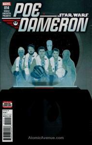 Poe Dameron #14 VF/NM; Marvel | save on shipping - details inside