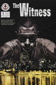 Witness, The (Markosia) #1A VF/NM; Markosia | save on shipping - details inside