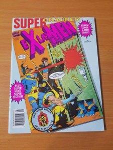 Super Cracked #8 X-Men issue! ~ VERY FINE - NEAR MINT NM ~ (Winter 94/95)