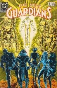 New Guardians #11, NM- (Stock photo)