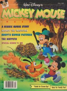 Mickey Mouse Magazine (Welsh) #12 FN; Welsh   save on shipping - details inside